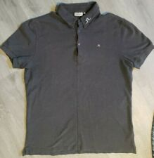 Mens J Lindeberg Polo Size Large preowned