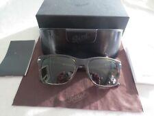 Persol brown frame sunglasses. 3135-S 1049/4E. With case / box.