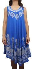 Vestiti da donna Blu Floreale sintetico
