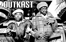 "OUTKAST ""Black Light"" Poster (B)"