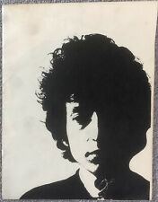 RARE!  BOB DYLAN UK TOUR SOUVENIR BROCHURE - Royal Albert Hall - May 1966