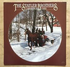 The Statler Brothers – The Statler Brothers Christmas Card