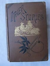 Old Book Other Stories by Knatchbull-Hugessen 1880 London GC