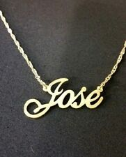 Personalized Name Necklace 24K Gold-plated - Any Name & Necklace , Name Jewelry