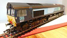 Bachmann 32-731 Class 66 Diesel 66407 Direct Rail Services DCC Ready