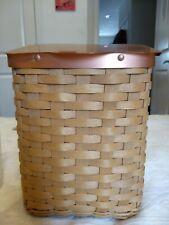 Longaberger mailbox basket