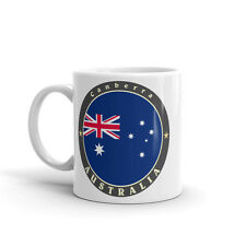 Australia High Quality 10oz Coffee Tea Mug #5084
