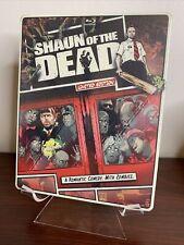 Shaun of the Dead Pop Art Steelbook (Blu-ray+DVD+Digital) Factory Sealed
