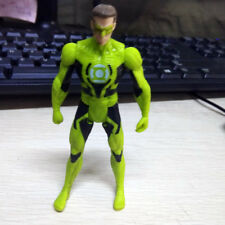 "3.75"" DC Universe Comics Light Green Lantern Figure Collection Toy"