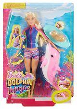 Mattel Barbie FBD63 Magie der Delfine Barbie und tierische Freunde NEUHEIT 2017