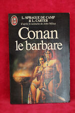 Conan le Barbare - Lyon Sprague de Camp