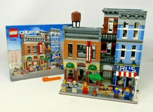 LEGO Creator - Detective's Office #10246 - Complete w/Instructions!!
