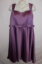 David`s Bridal Dress Special Occasion Brides Maid Ladies Plus Size 20