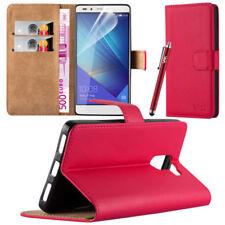 Fundas y carcasas liso de color principal rojo para teléfonos móviles y PDAs Huawei