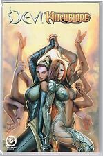DEVI WITCHBLADE ONE SHOT SEJIC COVER A Graphic India Comics NM  - Vault 35