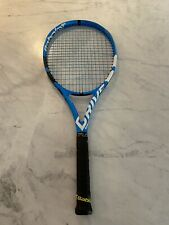 Babolat Pure Drive 2019 4 1/8. Newly restrung, ready to use. Very good condition