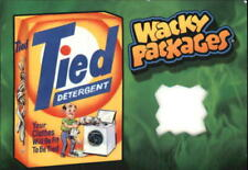 2015 Wacky Packages Series One Wardrobes #9 Tied