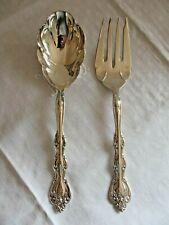 "International Silver Company ""Interlude"", Meat Serving Fork, Casserole Spoon, NW"