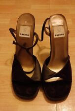 ladies brown shoes size 8