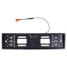 Auto Kennzeichenhalter Nummernschildhalter Mit Rückfahrkamera 140° Wasserdicht