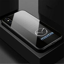 Calidad Premium MAZDA LOGO COCHE símbolo Estuche Cubierta para iPhone Samsung Huawei