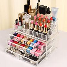 Acrylic Cosmetic Makeup Organizer Lipstick Skincare