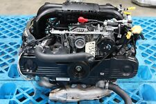 JDM 2010-2011 Subaru LEGACY FOREST  EJ253 SOHC 2.5 AVCS ENGINE LEGACY FORESTER
