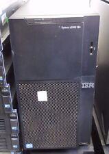 IBM x3500 M4 Tower, 1x E5-2640 2.5GHz 6-Core, 32GB RAM, 2x146GB 15k, M5110