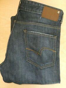 Lee Cooper Blue Jeans Zip Fly Waist 34 - Leg 32