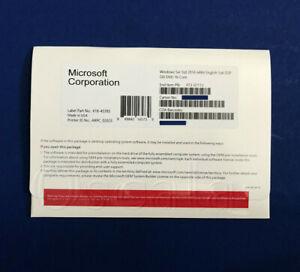 Microsoft Windows Server Standard 2016 64Bit Dvd w/Product Key 16 core P73-07113