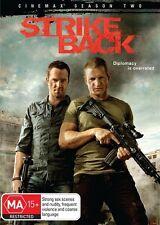 Strike Back : Season 2 (DVD, 2014, 4-Disc Set)