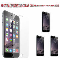 New Premium Front LCD Crystal Clear Screen Protector Guard For Apple iPhone 7