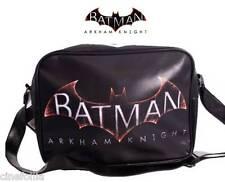 Borsa a tracolla Batman Arkham Knight Dc Comics Logo Messenger Bag ufficiale