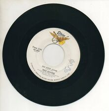 RED SOVINE 45 RPM Promo Record GO HIDE JOHN / TEAR STAINED GUITAR Unplayed Mint-