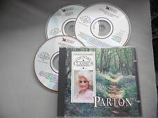 READER'S DIGEST DOLLY PARTON COUNTRY CLASSICS 3 CD JOLENE I WILL ALWAYS LOVE YOU