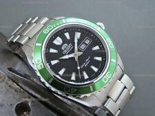 Orient Mako XL Sport Automatik Edelstahl Herrenuhr Steel Men's Watch FEM75003B9