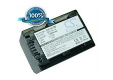7.4V battery for Sony DCR-DVD105, HDR-SR10/E, DCR-DVD602E, DCR-DVD305E, DCR-HC44