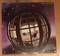 Bill Wyman ‎– Bill Wyman Vinyl LP Album 33rpm 1982 A&M Records ‎AMLH68540