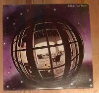 Bill Wyman – Bill Wyman Vinyl LP Album 33rpm 1982 A&M Records AMLH68540