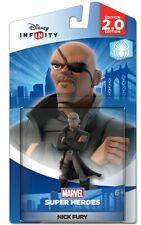 Disney Infinity 2.0 Nick Fury Marvel Super Heroes Toy Action Figure
