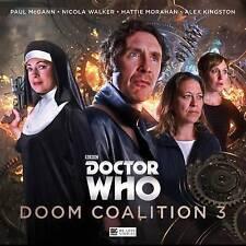 Doctor Who Doom Coalition 4 Box Set  Big Finish Brand New & Sealed FREE POST!