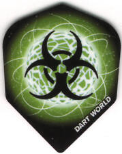 Nuclear Biohazard Dart Flights: 3 per set