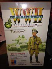 "DRAGON ""ROMMEL""  ""THE DESERT FOX""  NORTH AFRICA 1942 1/6TH  SCALE"