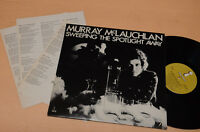MURRAY Mc LAUCHLAN LP SWEEPING..1°ST ORIG PROG 1974 + INSERTI NM ! UNPLAYED !!