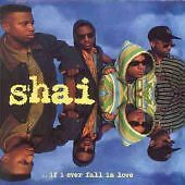 If I Ever Fall in Love, Shai, Very Good CD