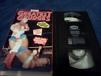 WCW Wrestle War - Greatest Grudges (VHS, 1992) Sting Roddy Piper Ric Flair