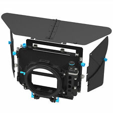 FOTGA DP500III DSLR Swing-away Matte Box for 15mm Rod Rig 5D3 BMPCC A7R2 Camera