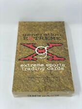 1994 GENERATION EXTREME SPORTS TRADING CARDS FACTORY SEALED BOX -TONY HAWK RC