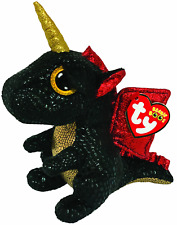 Ty Beanie Boos Grindal Dragon with Horn
