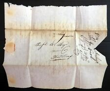 AUSTRIA 1834 Early Letter BP70